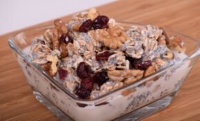 Oatmeal, Dried Cranberries, Cranberries – Simple Food Recipes