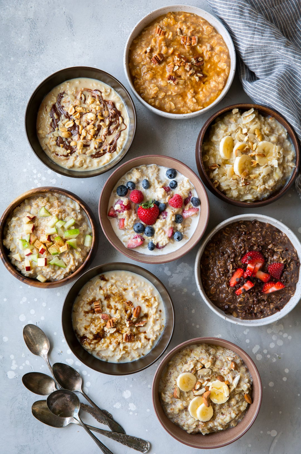 Oatmeal - How To Cook It 8 Delicious Ways! - Cooking Classy - Recipes Using Oats Healthy