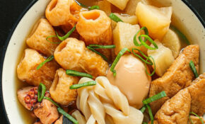 Oden – Japanese Winter Stew – Japanese Food Recipes