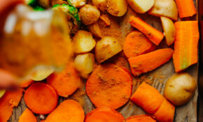 Oil Free Roasted Vegetables – Healthy Recipes Roasted Vegetables
