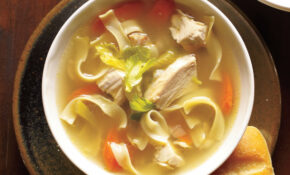 Old Fashioned Chicken Noodle Soup Recipe | MyRecipes – Healthy Egg Noodle Recipes