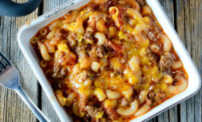 Old Fashioned Goulash! – Old Fashioned Food Recipes