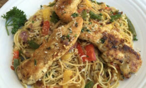 Olive Garden Chicken Scampi In 2019 | Recipes To Cook ..
