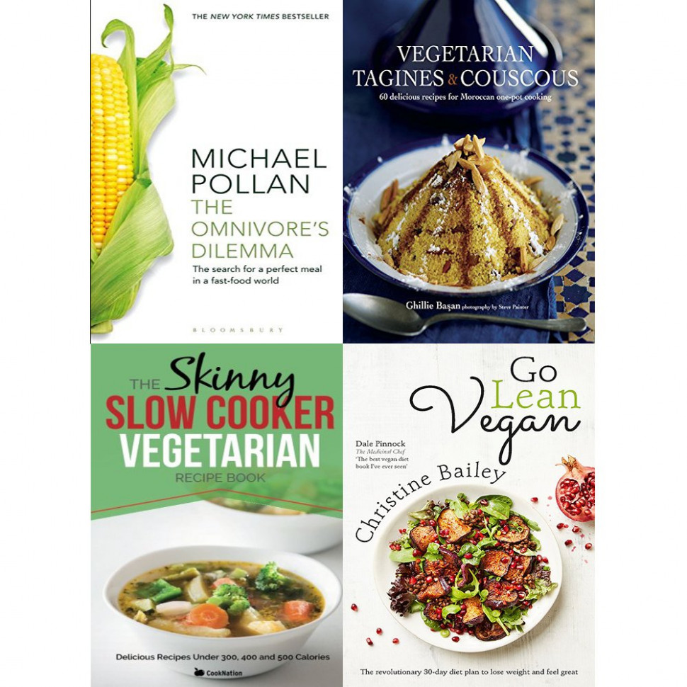 Omnivore Dilemma, Vegetarian Tagines And Couscous [hardcover ..