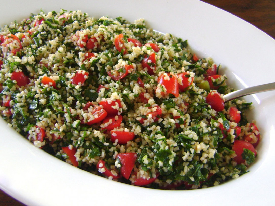 On the Mediterranean Diet: Tabbouleh Salad | Quick & Easy ..