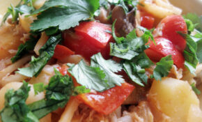 One Bird, Two Dishes — Red Thai Curry – Recipes Of Chicken Salad