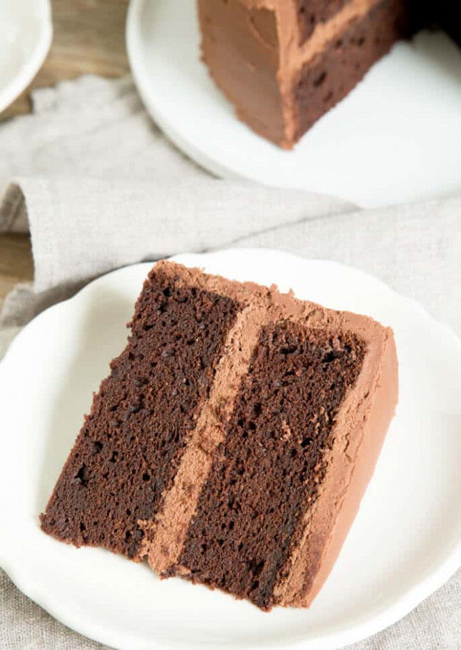One Bowl Gluten Free Chocolate Cake ⋆ Great gluten free ..