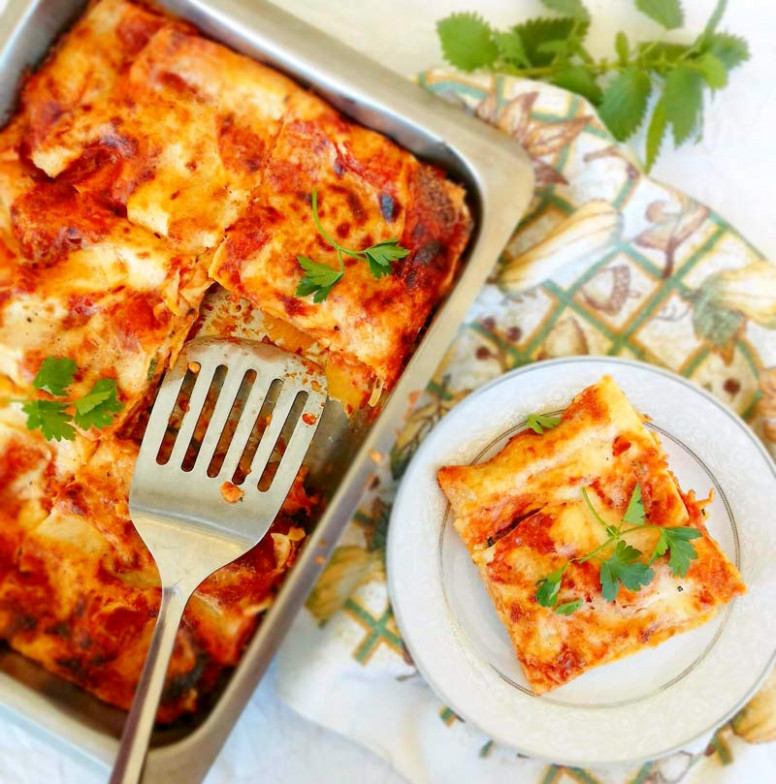 One of the Best Vegetarian Lasagna Recipes with Ricotta ..