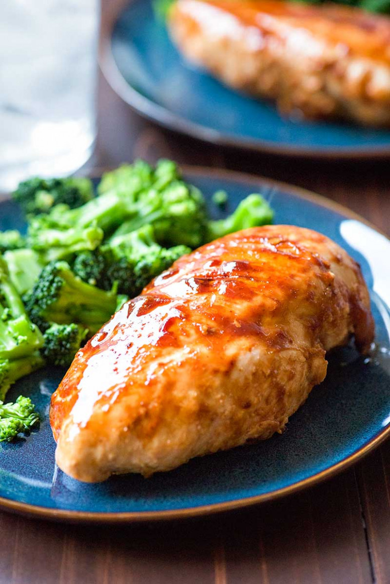 One Pan BBQ Chicken - recipes ideas for chicken breast