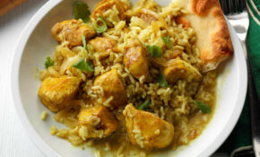 One Pan Chicken Rice Curry – Recipes With Chicken And Rice