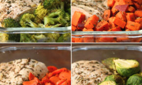 One Pan Chicken & Veggie Meal Prep Recipe By Tasty – Chicken With Vegetables Recipes Easy