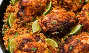 One Pan Chili Lime Chicken And Rice | The Recipe Critic – Rice Recipes Chicken