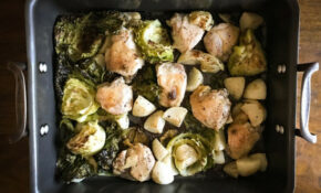 One Pan Wonder: This Winter Into Spring Chicken Dinner Is A ..
