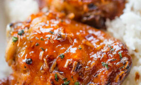 One Pot Apricot Chicken Recipe – Recipes With Chicken For Dinner