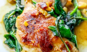 One Pot Bacon Garlic Chicken And Spinach Dinner – One Pot Chicken Recipes Dinner Party