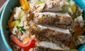 One Pot Caribbean Chicken And Rice – Healthy Recipes Rice