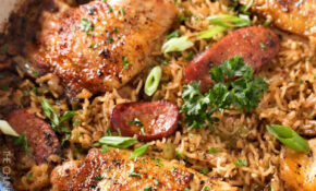 One Pot Chicken And Dirty Rice – Stove Top Recipes Chicken