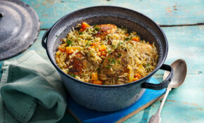 One Pot Chicken And Rice – Chicken Recipes Bbc