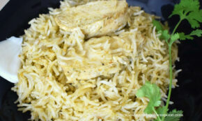 One Pot Chicken Cilantro Rice With Leftover Chicken – Recipes With Leftover Chicken