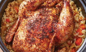 One Pot Chicken Dinner – Recipes | Pampered Chef US Site – Chicken Recipes One Pot