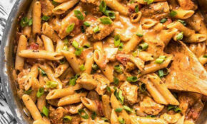 One Pot Creamy Cajun Chicken Pasta – Budget Bytes – Recipes Dinner Pasta