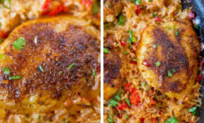 One Pot Mexican Chicken And Rice – Dinner, Then Dessert – One Pot Chicken Recipes Dinner Party