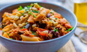 One Pot Pasta – One Pot Recipes Vegetarian