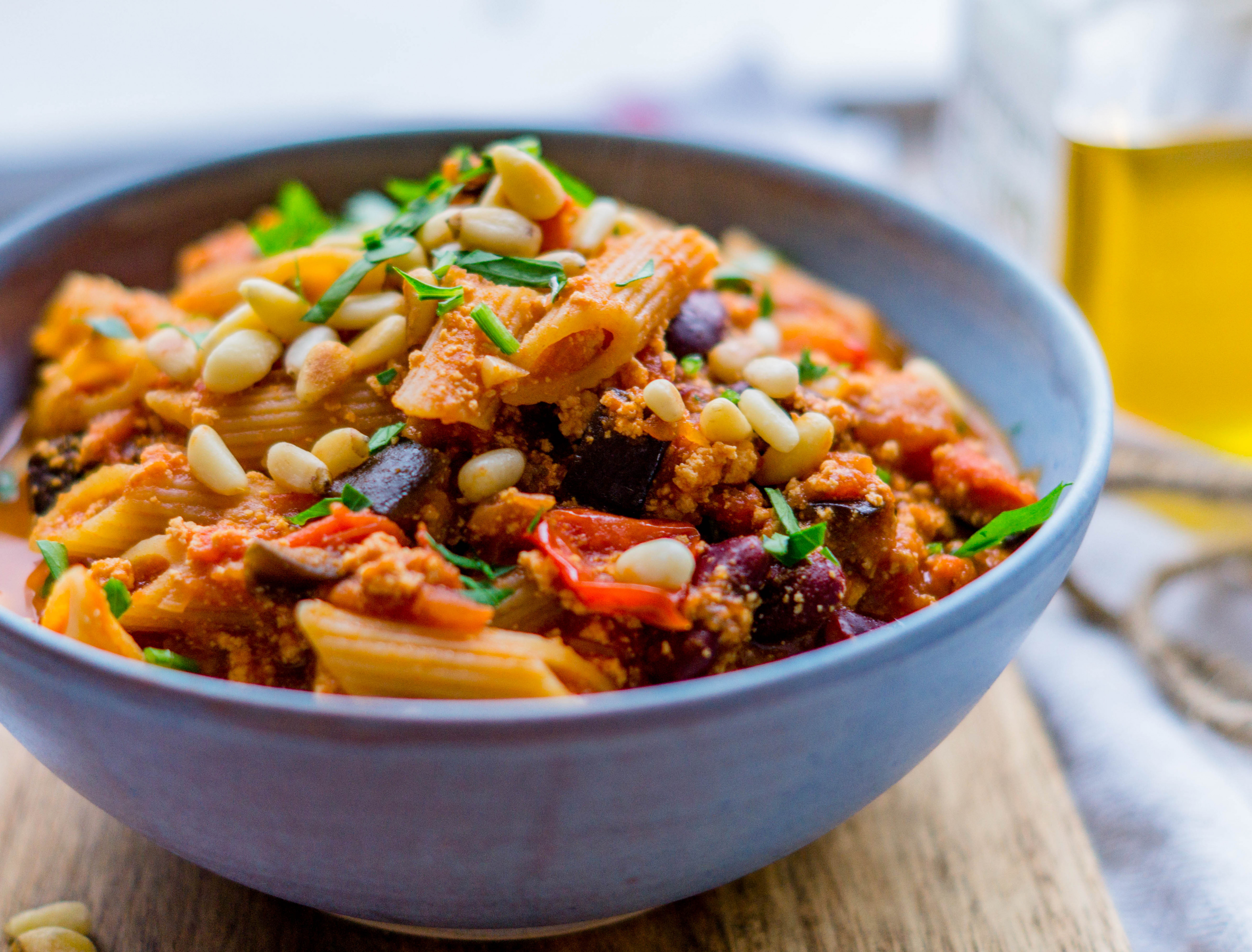 One-pot pasta - one pot recipes vegetarian
