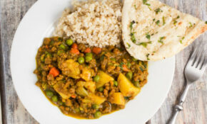 One Pot Vegetable Keema (Vegan, Vegetarian) – One Pot Recipes Vegetarian