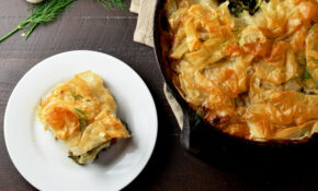 One Skillet Dinner: Chicken Spanakopita Pot Pie | Serious Eats – Griddle Recipes Dinner