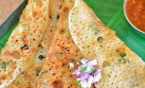 Onion Rava Dosa | Recipe | Recipes | Indian food recipes ...