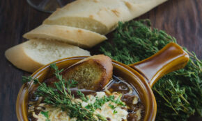 Onion Soup: The Veganing – Recipes Good Food