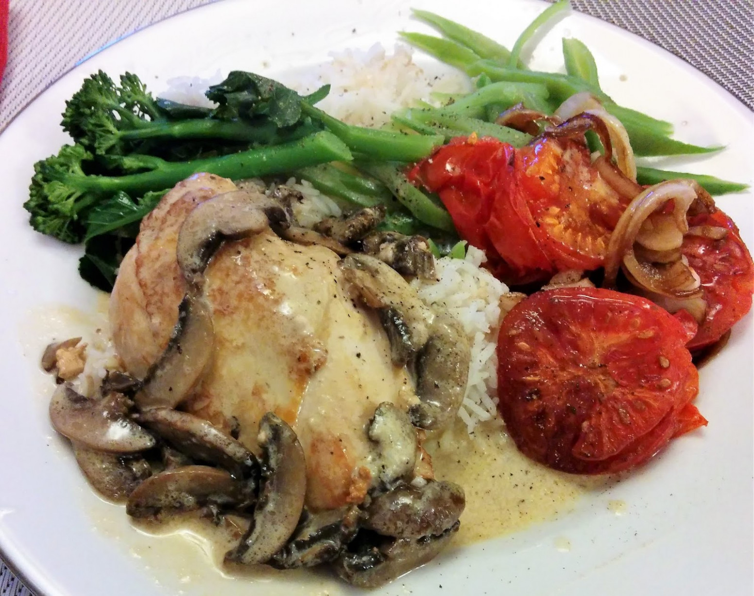 """Onions And Paper: RECIPE: """"Nigel Slater"""" Chicken And .."""