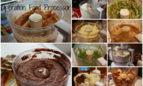 Operation Food Processor – Love, Laughter, And A Touch Of ..