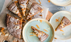Orange Almond Cake – Recipes For Healthy Food