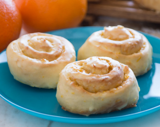 Orange Coconut Rolls | Rhodes Bake-N-Serv - recipes using rhodes dinner rolls