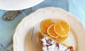 Orange Olive Oil Cake – Healthy Recipes Eggs