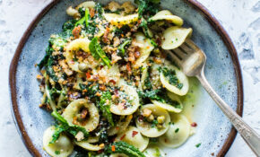 Orecchiette With Garlicky Kale And Breadcrumbs – Dinner Recipes Kale