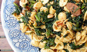 Orecchiette With Sausage And Kale – Dinner Recipes Kale