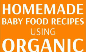 Organic Baby Food Recipes You Can Make At Home – Organic Food Recipes
