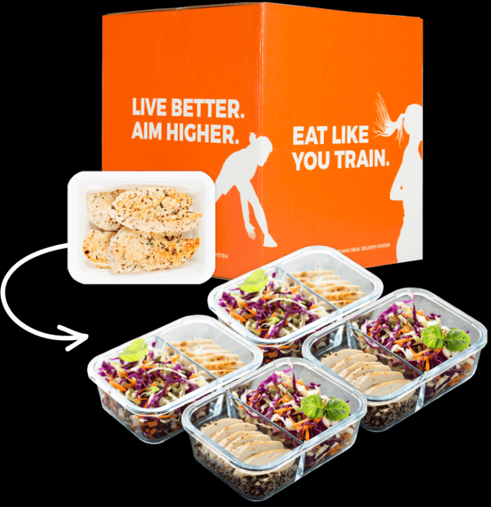 Organic Meal Delivery - Trifecta Nutrition in 11 | Meal ..