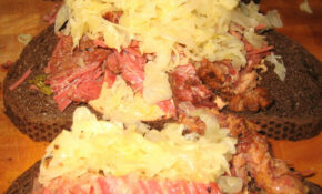 Original Reuben Sandwich Story, And My Best Recipe – Jewish Dinner Recipes