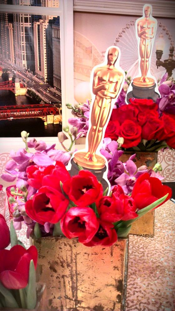 Oscar Party As Seen On Windy City Live - Free Oscar Printables - Recipes Chicken Dinner Party