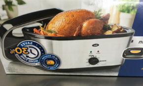 OSTER Roaster Oven Slow Cooker 13 QUART 13 – Oster Roaster Oven Recipes Chicken