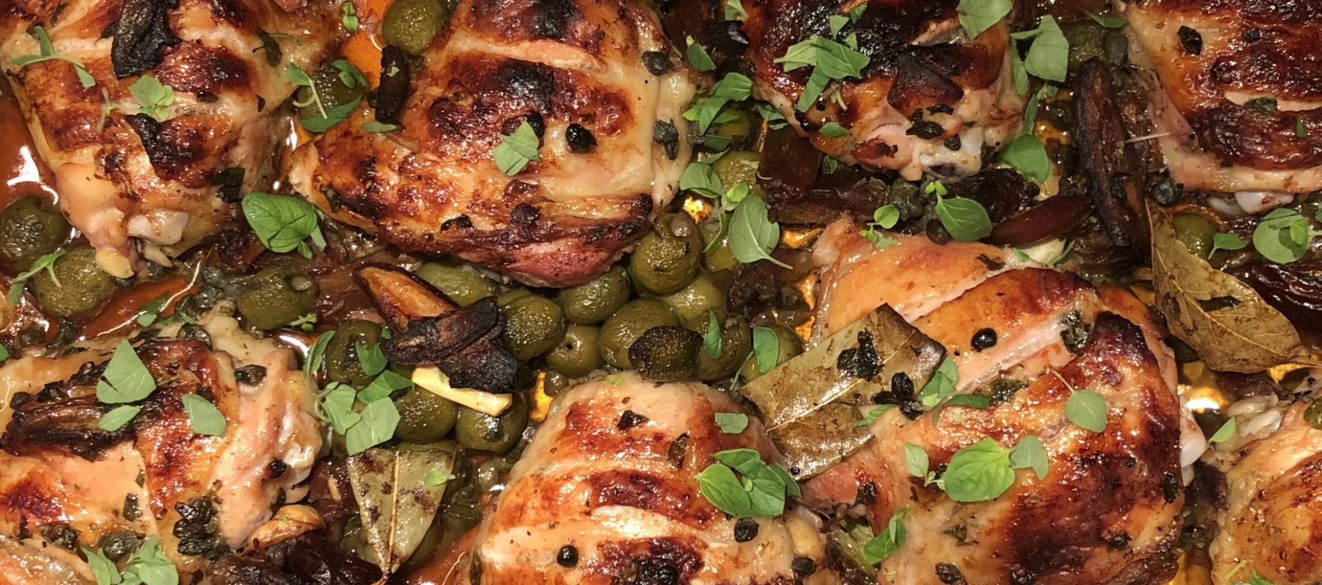 Ottolenghi's Simple: Chicken Marbella - Blythes Blog ..