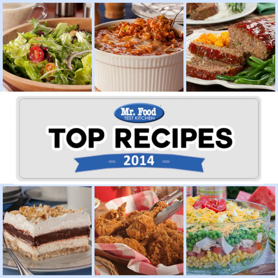 Our 13 Best Recipes Of 13 | MrFood