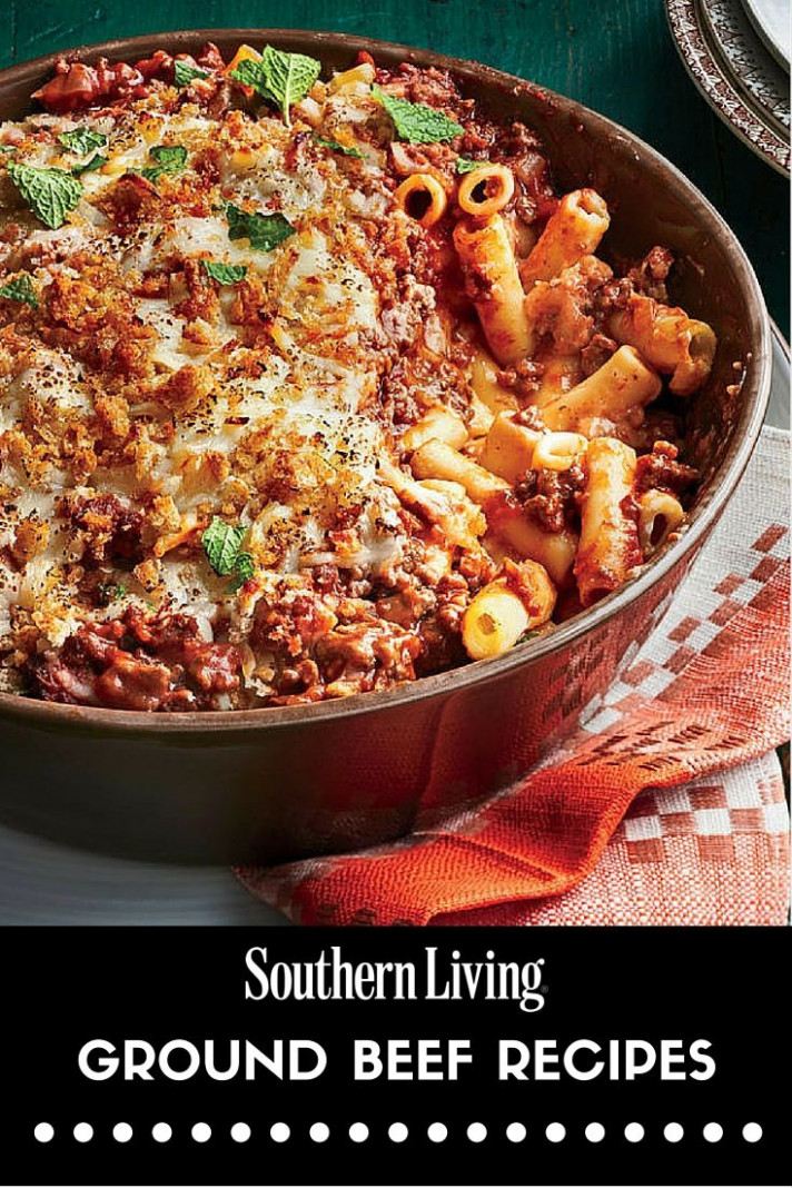 Our Best Ever Ground Beef Dinners | Dinner Recipes | Greek ..
