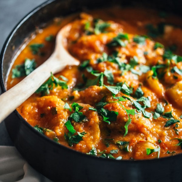 Our Best Healthy Gluten-Free Recipes - Pinch of Yum - one pot recipes chicken