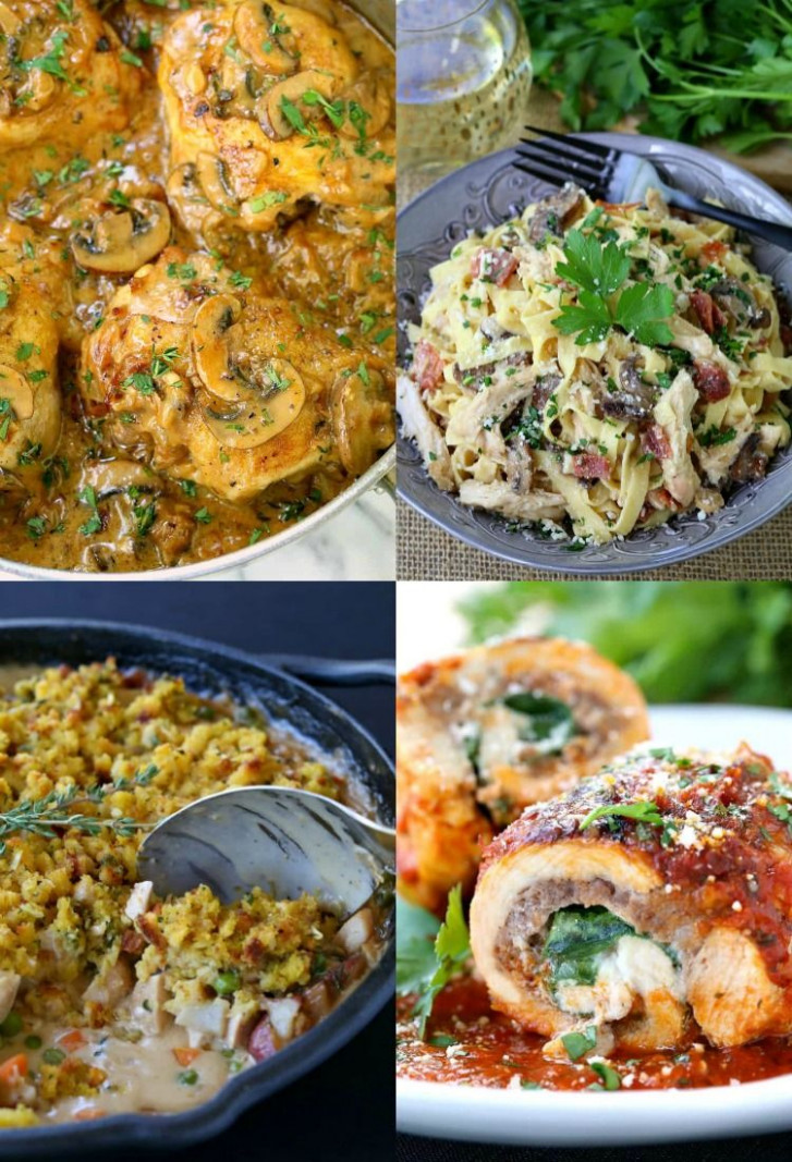 Our Favorite Chicken Dinner Recipes is a collection of our ..