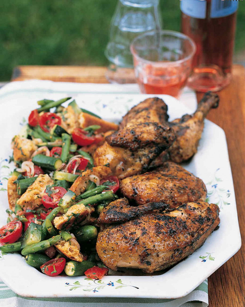 Our Greatest Grilled Chicken Recipes | Martha Stewart - Martha Stewart Recipes Chicken
